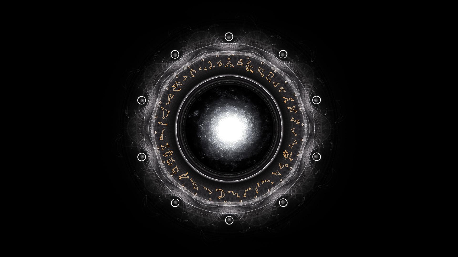 Stargate wallpaper centred04