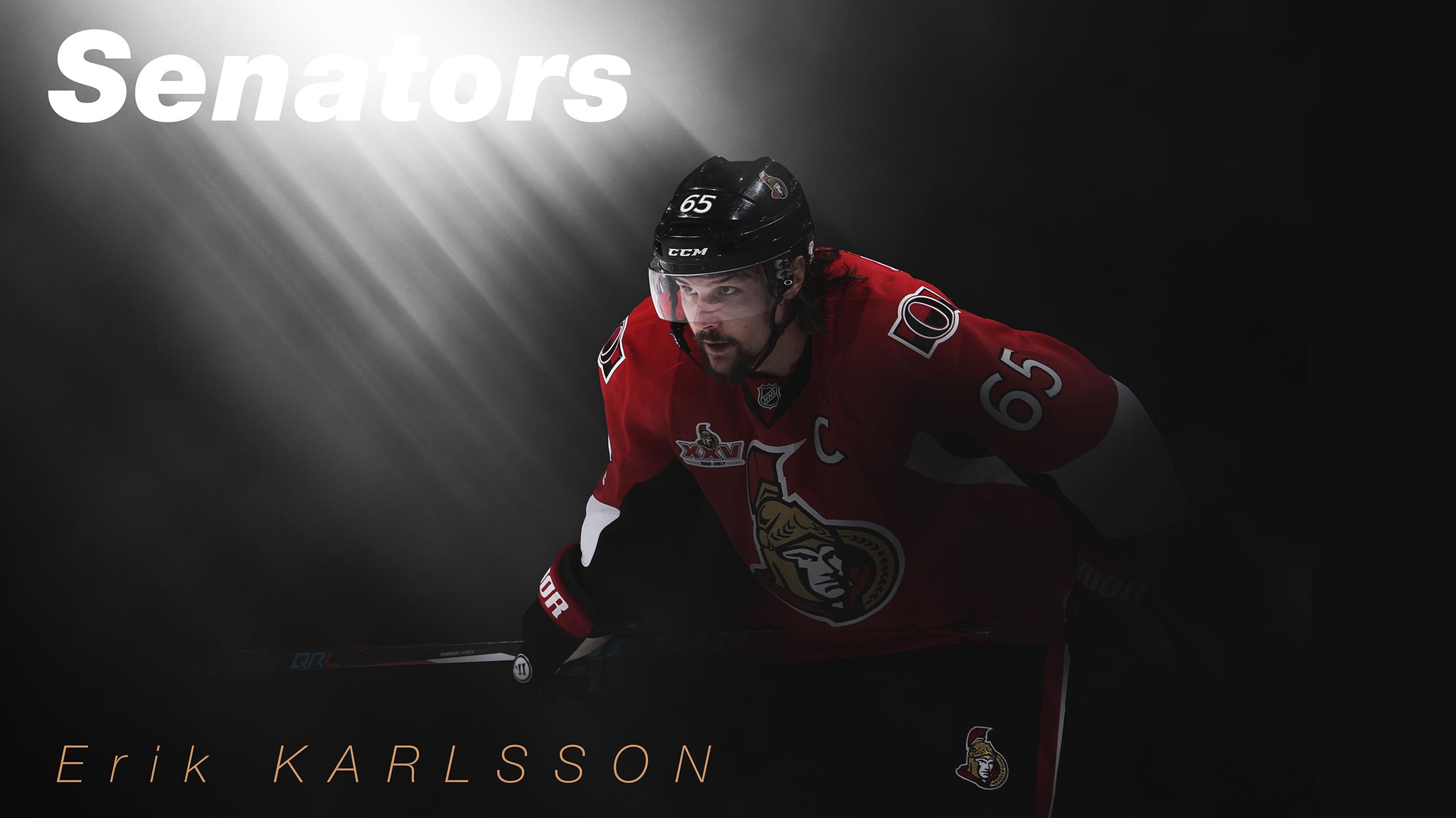 Wallpapers and backgrounds Ottawa Senators 2568x1444