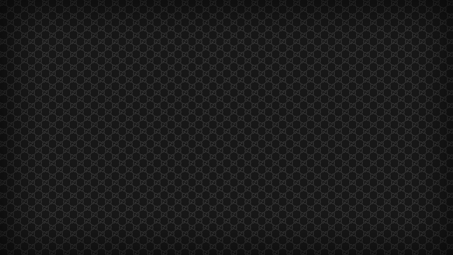 Black Gucci Wallpaper by chuckdobaba 900x506