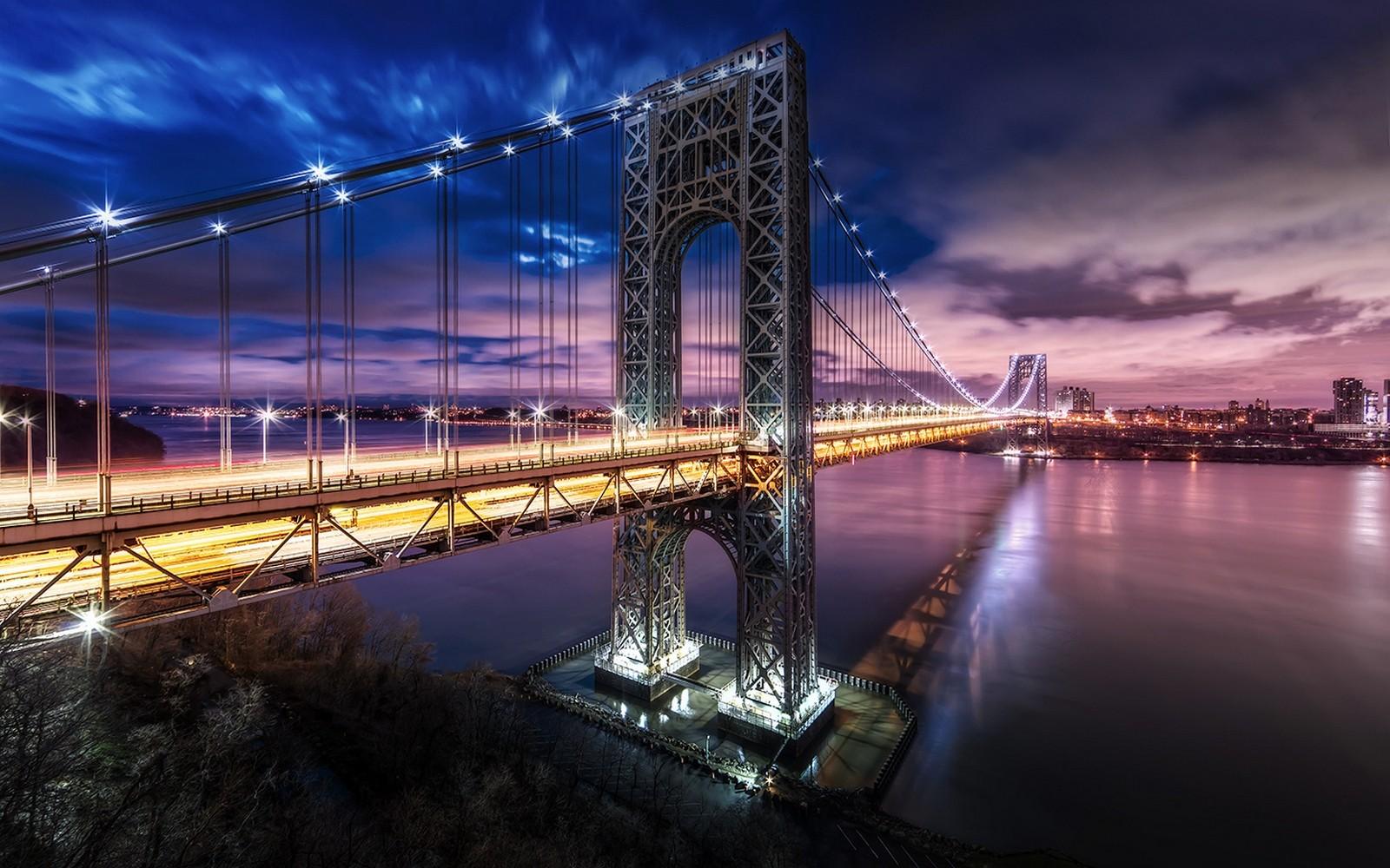 George Washington Bridge Wallpaper 14   1600 X 1000 stmednet 1600x1000