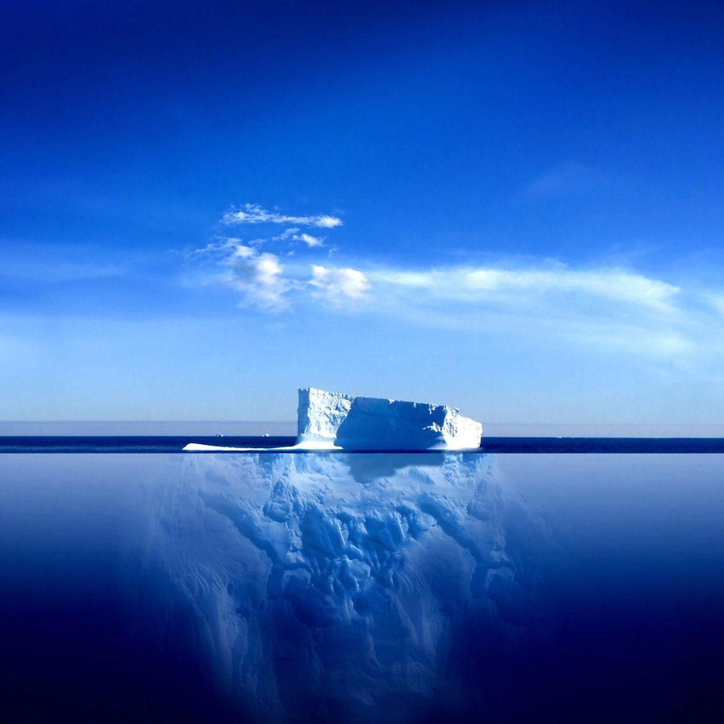 Background Collections iceberg wallpaper hd 1024x1024