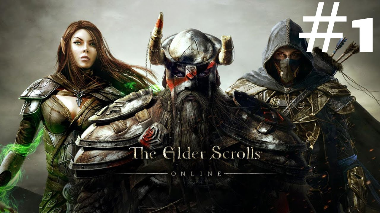 Lets Play The Elder Scrolls Online [Blind] Part 1   Damaho der 1920x1080