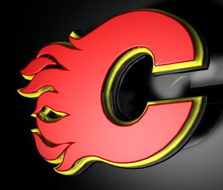 Calgary Flames Logo 743x631