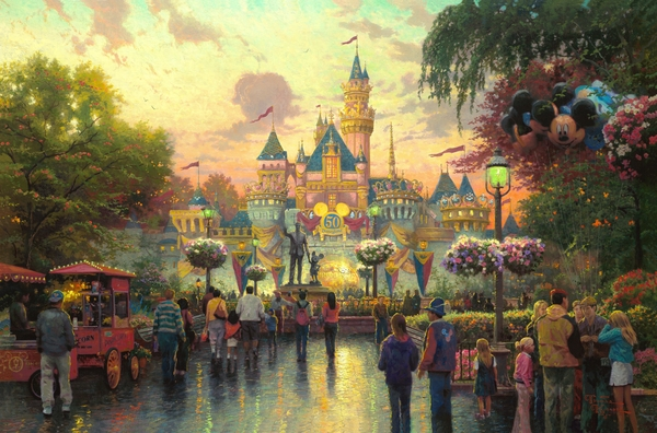 disneyland 1680x1111 wallpaper Castles Wallpapers Desktop 600x396