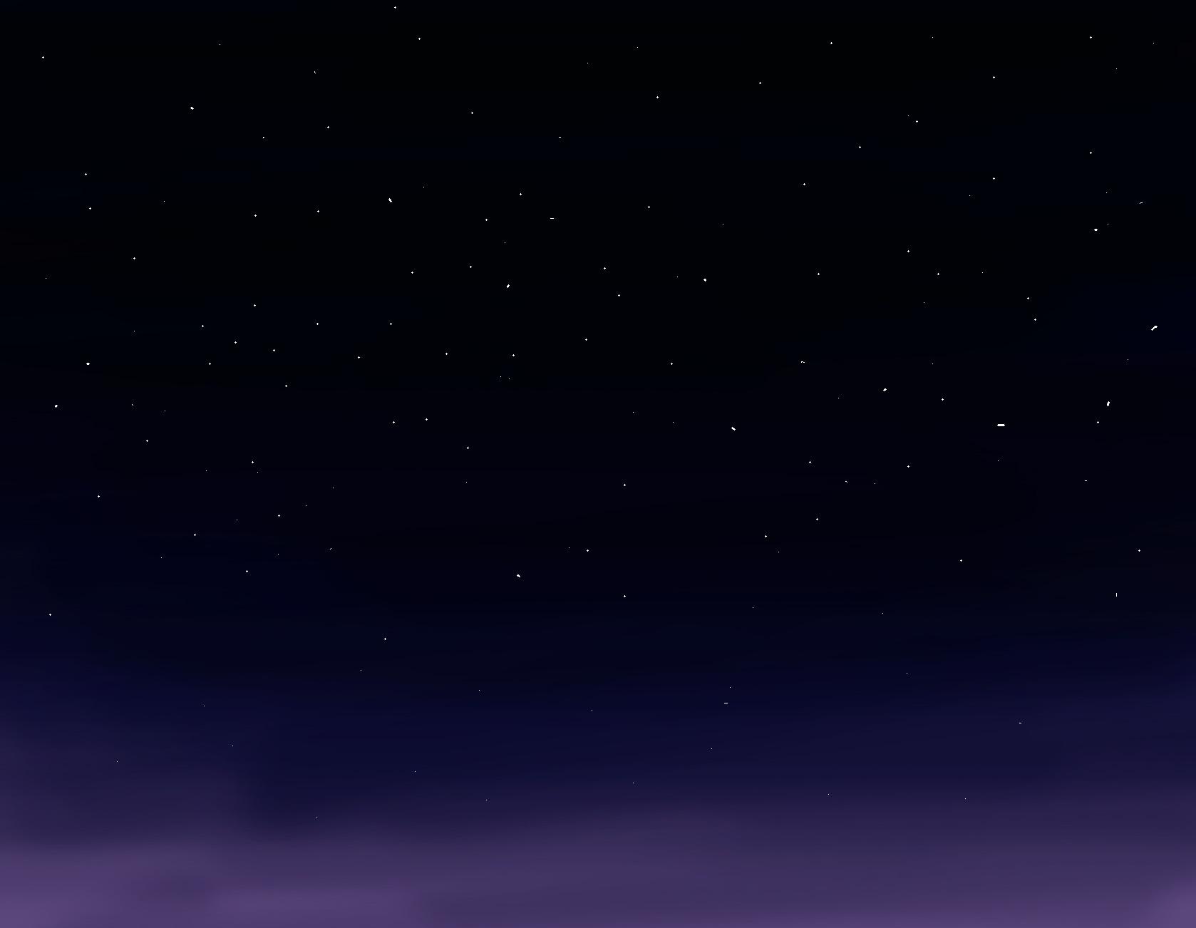 Starry Night Sky Background by 1AnimeAddict1 on deviantART 1678x1302