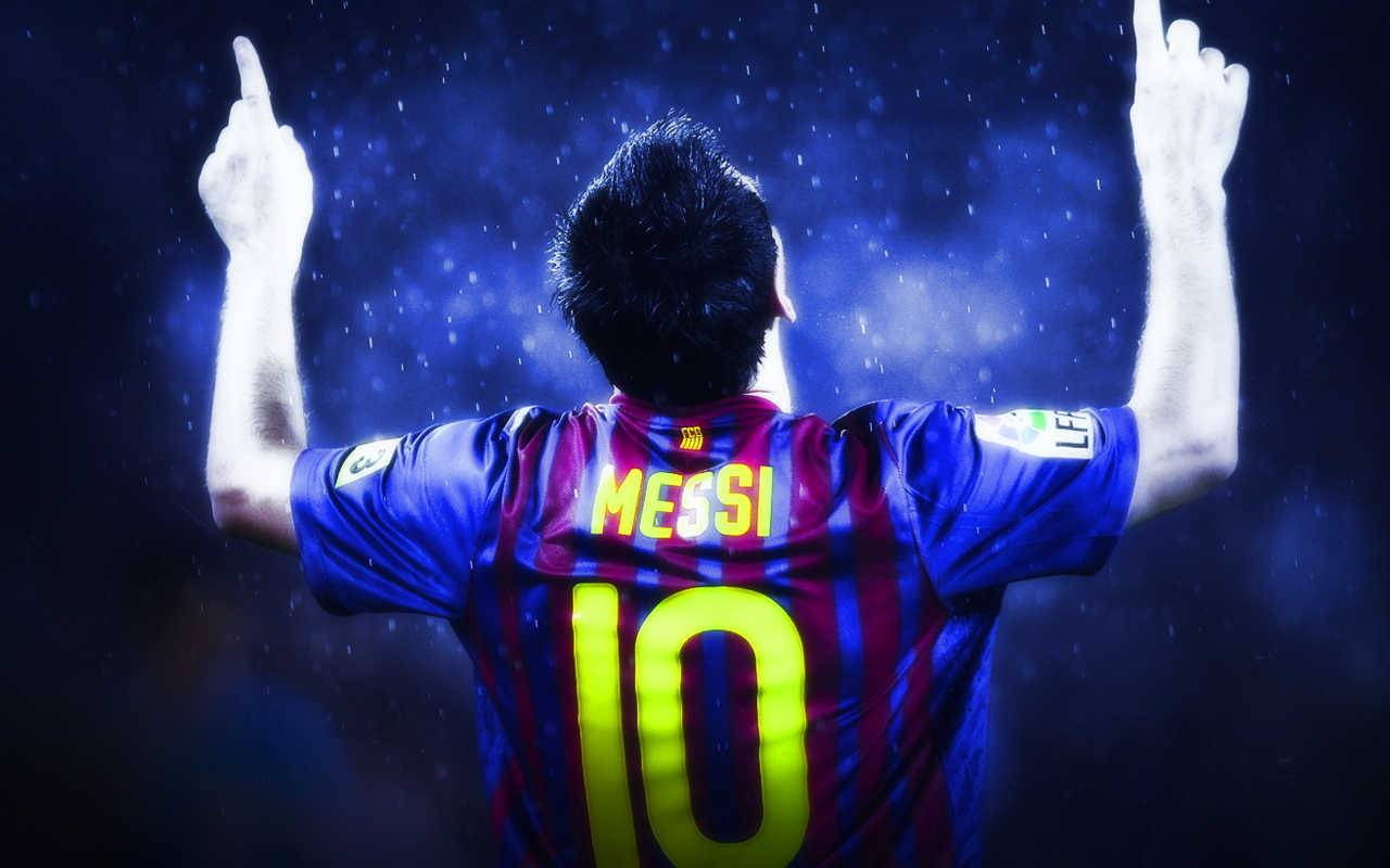 messi cool   Soccer Wallpaper 1280x800