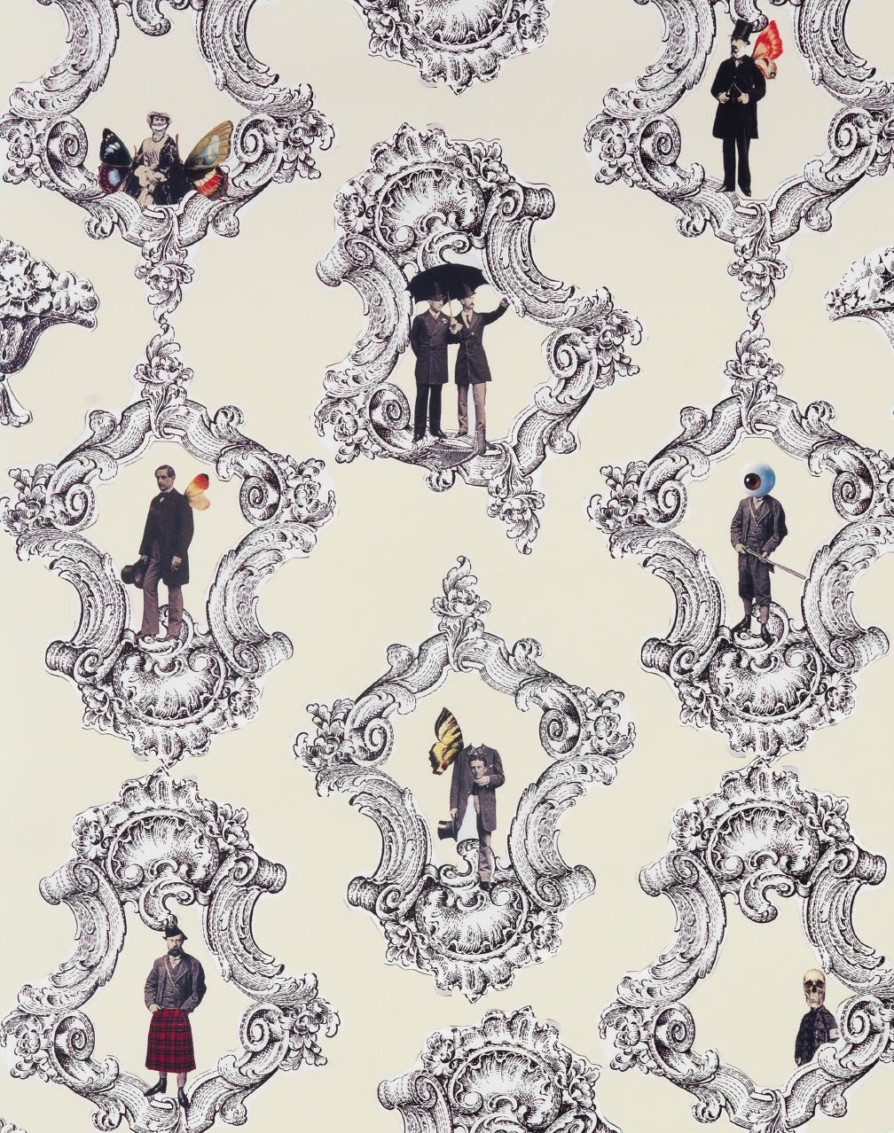 Product Image Quirky wallpaper Print wallpaper Wallpaper stores 1008x1278