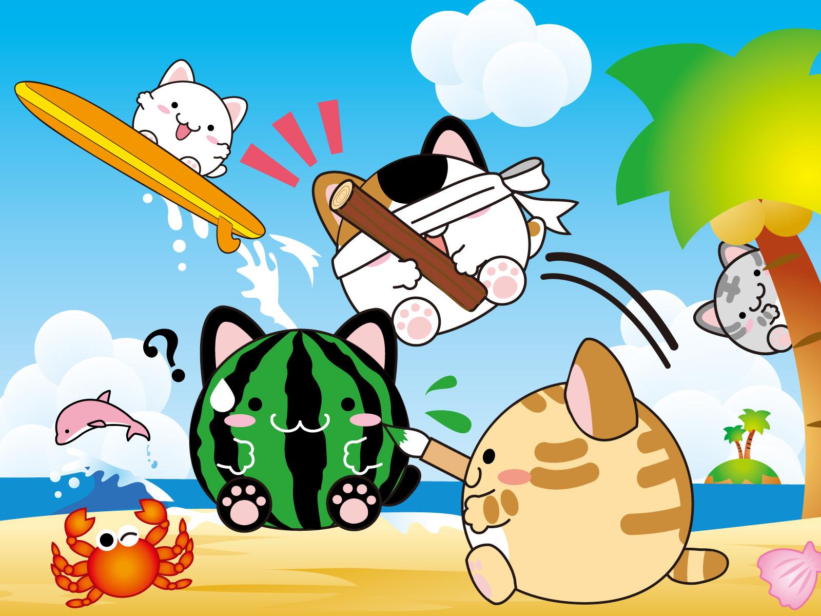 wallpaper Fun Summer Backgrounds hd wallpaper background desktop 1600x1200