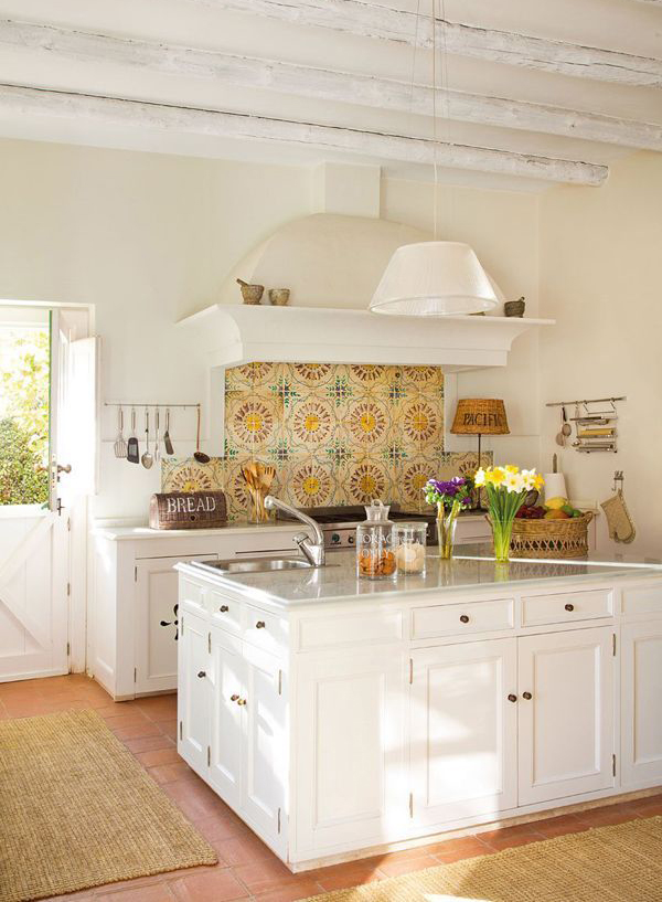 20 Vintage Farmhouse Kitchen Ideas Home Design And Interior 600x817