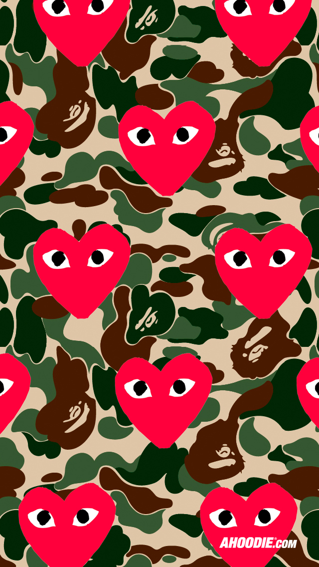 Bape Camo Wallpaper HD - WallpaperSafari