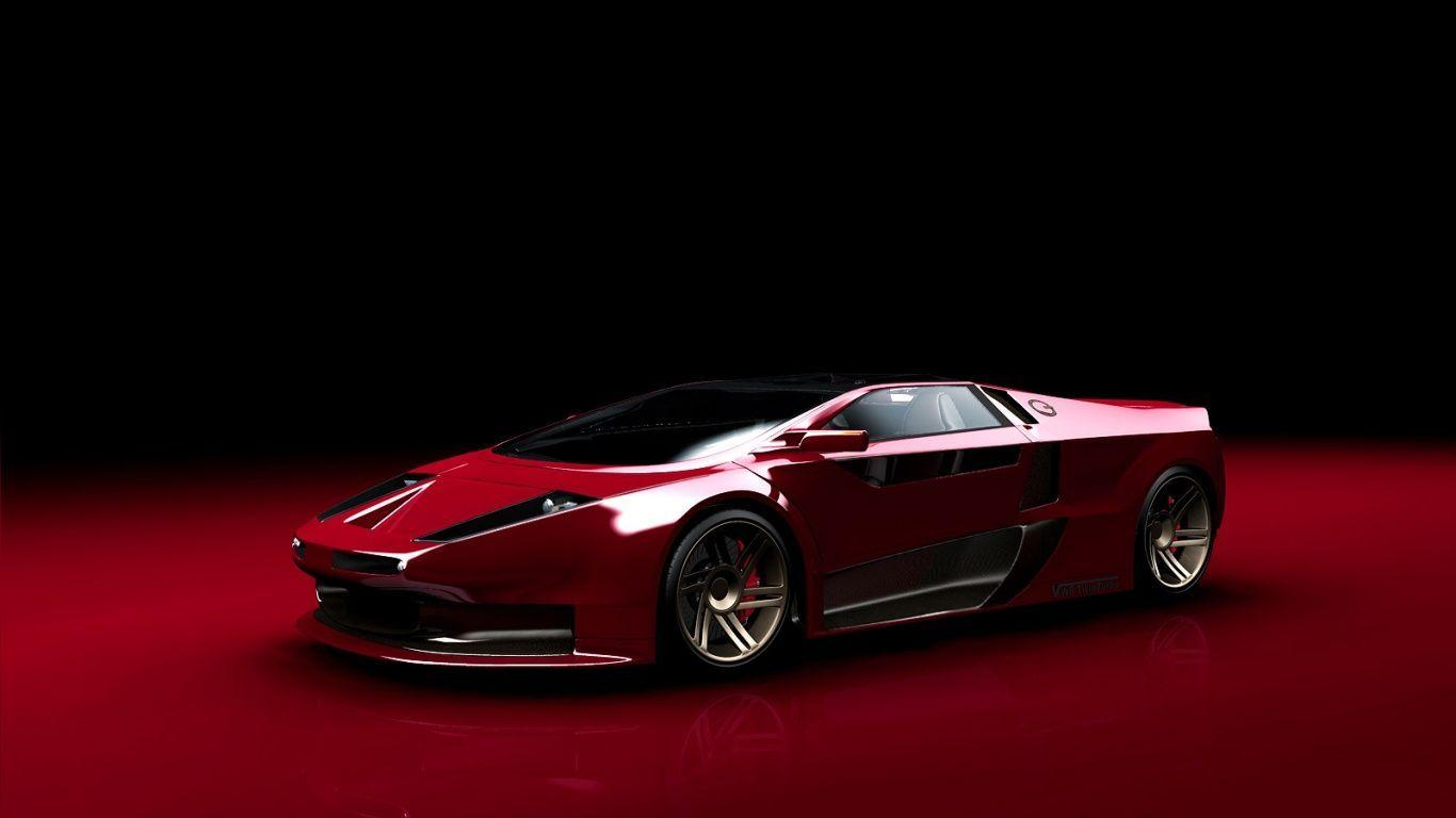 Supercar Wallpapers HD 1366x768