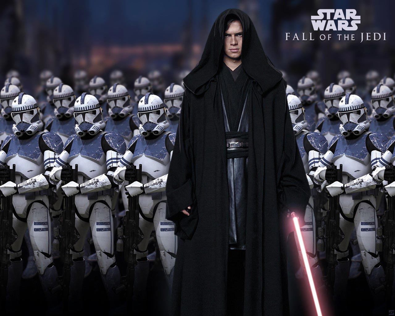 Star Wars Anakin Skywalker Wallpaper - WallpaperSafari