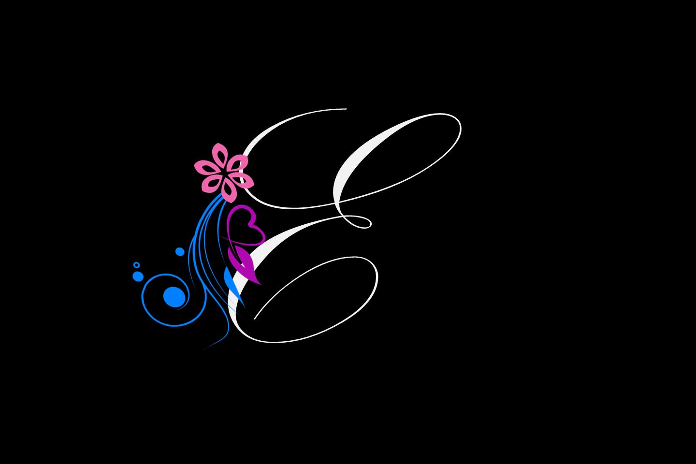 1355417926 letter e design Alphabet E wallpapers images 1440x960