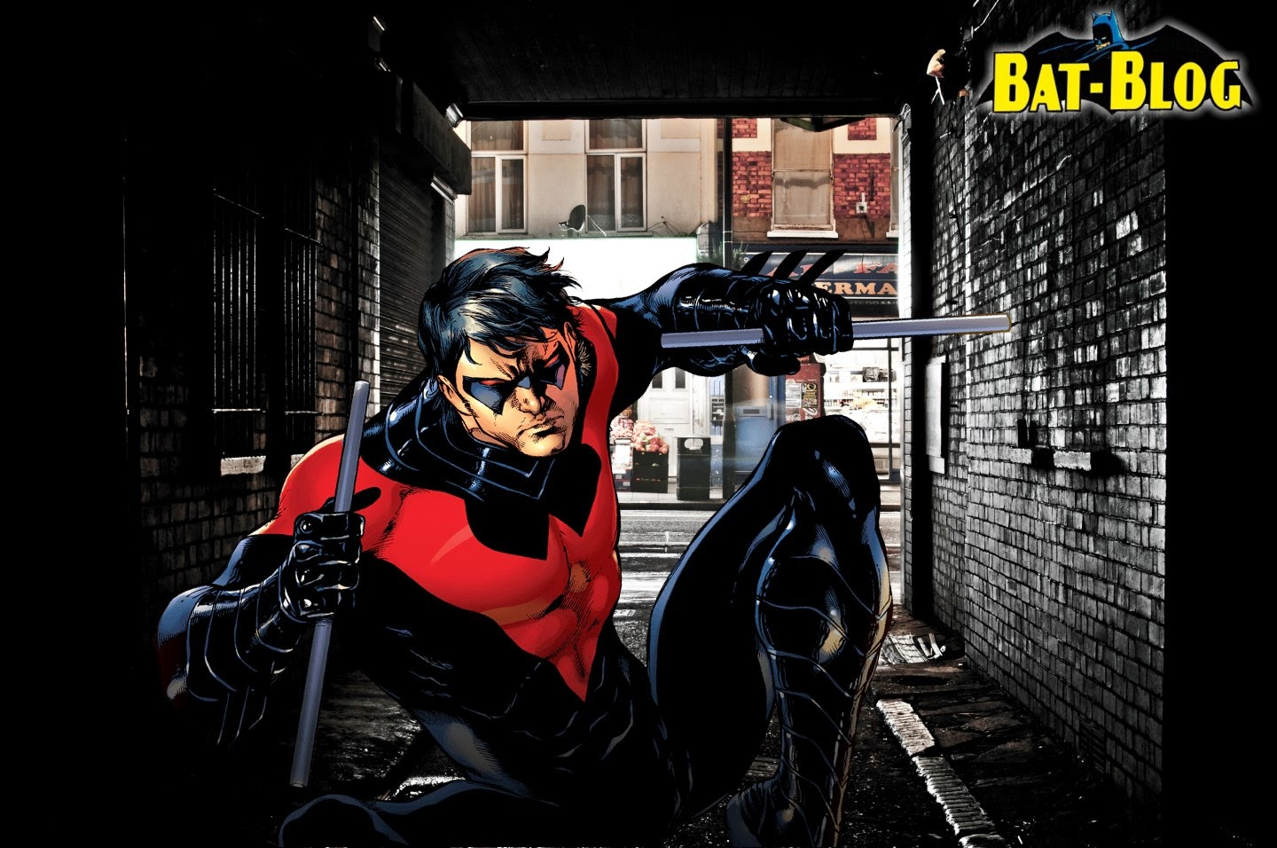 New BATMAN COMIC BOOK WALLPAPERS Nightwing and Deadshot Boys 1440x956