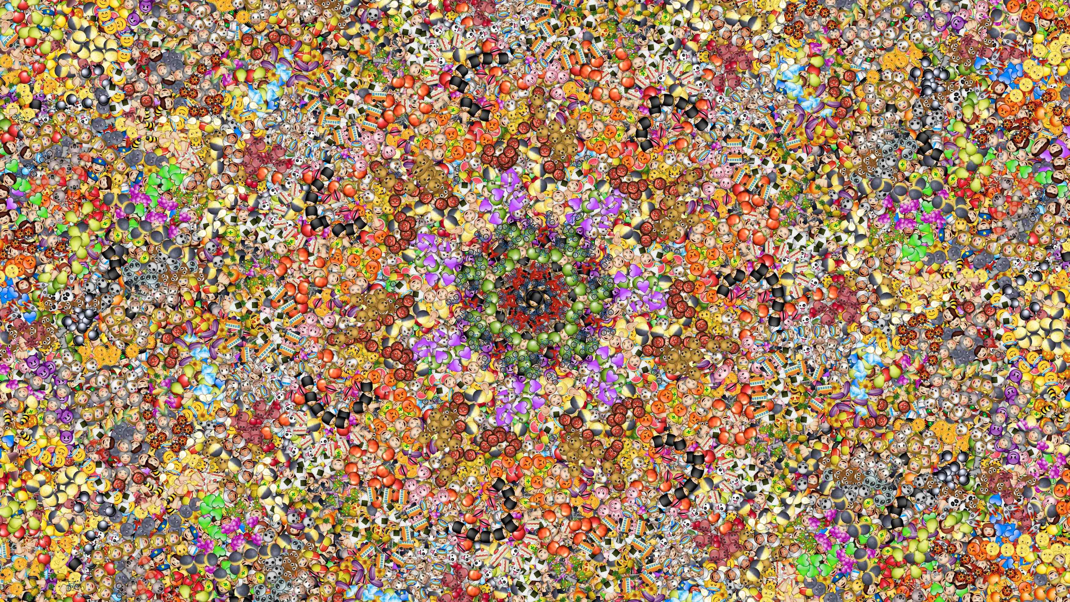 Emoji Wallpaper 3500x1969