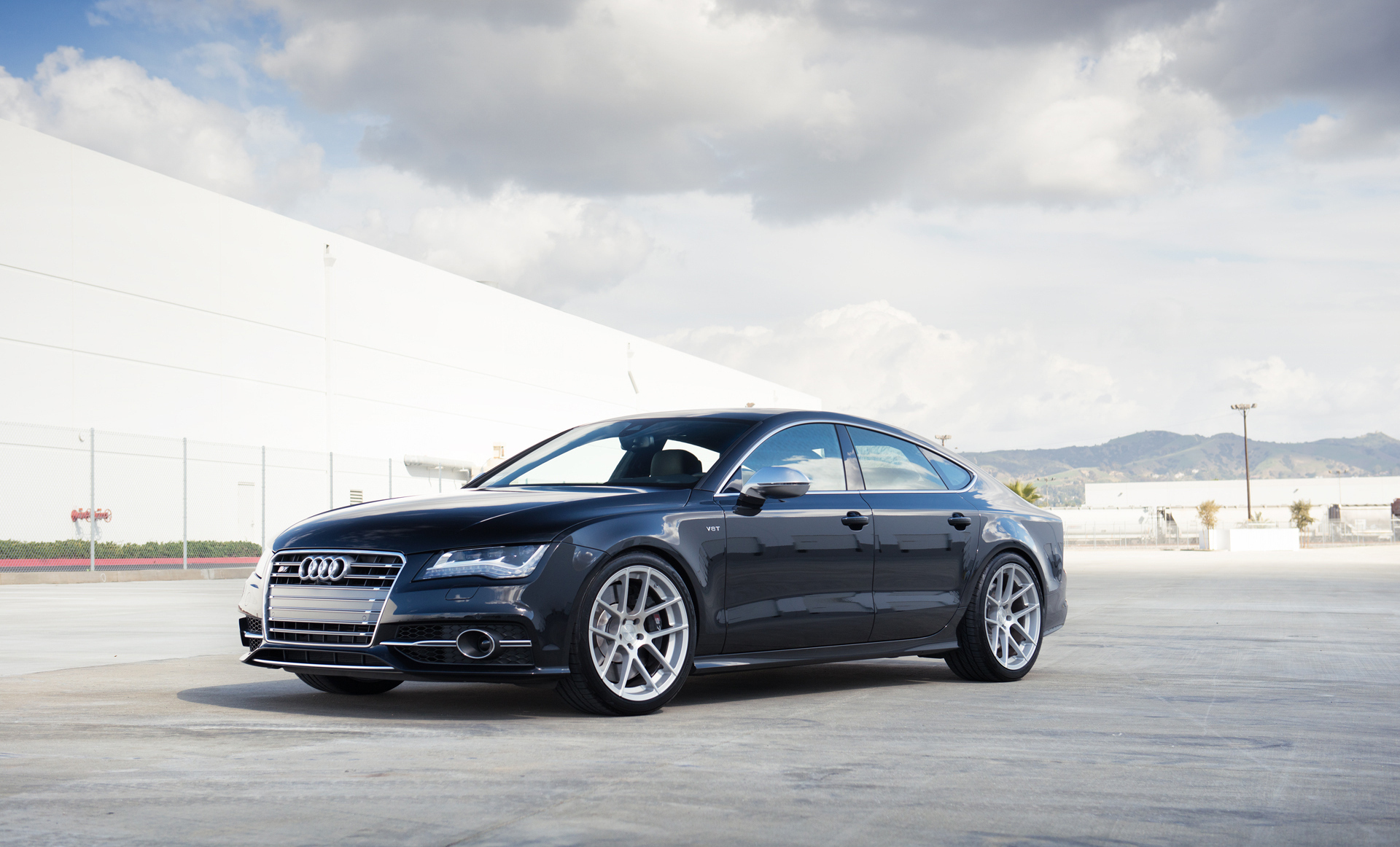 Wallpapers audi a7 s7 black audi   car pictures and photos audi 1680x1050