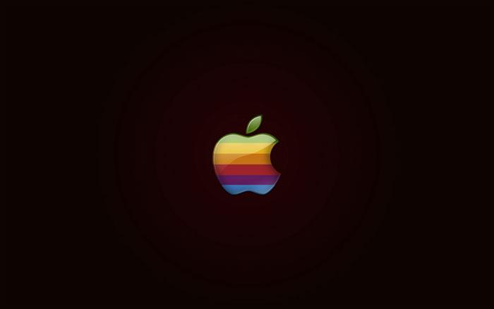 Mac original wallpaper wallpapersafari - Original apple logo wallpaper ...