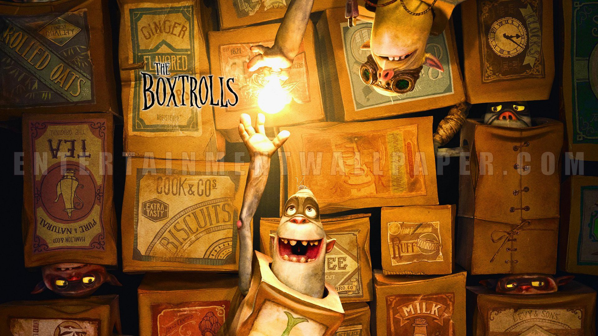 The Boxtrolls Wallpaper 16   1920 X 1080 stmednet 1920x1080
