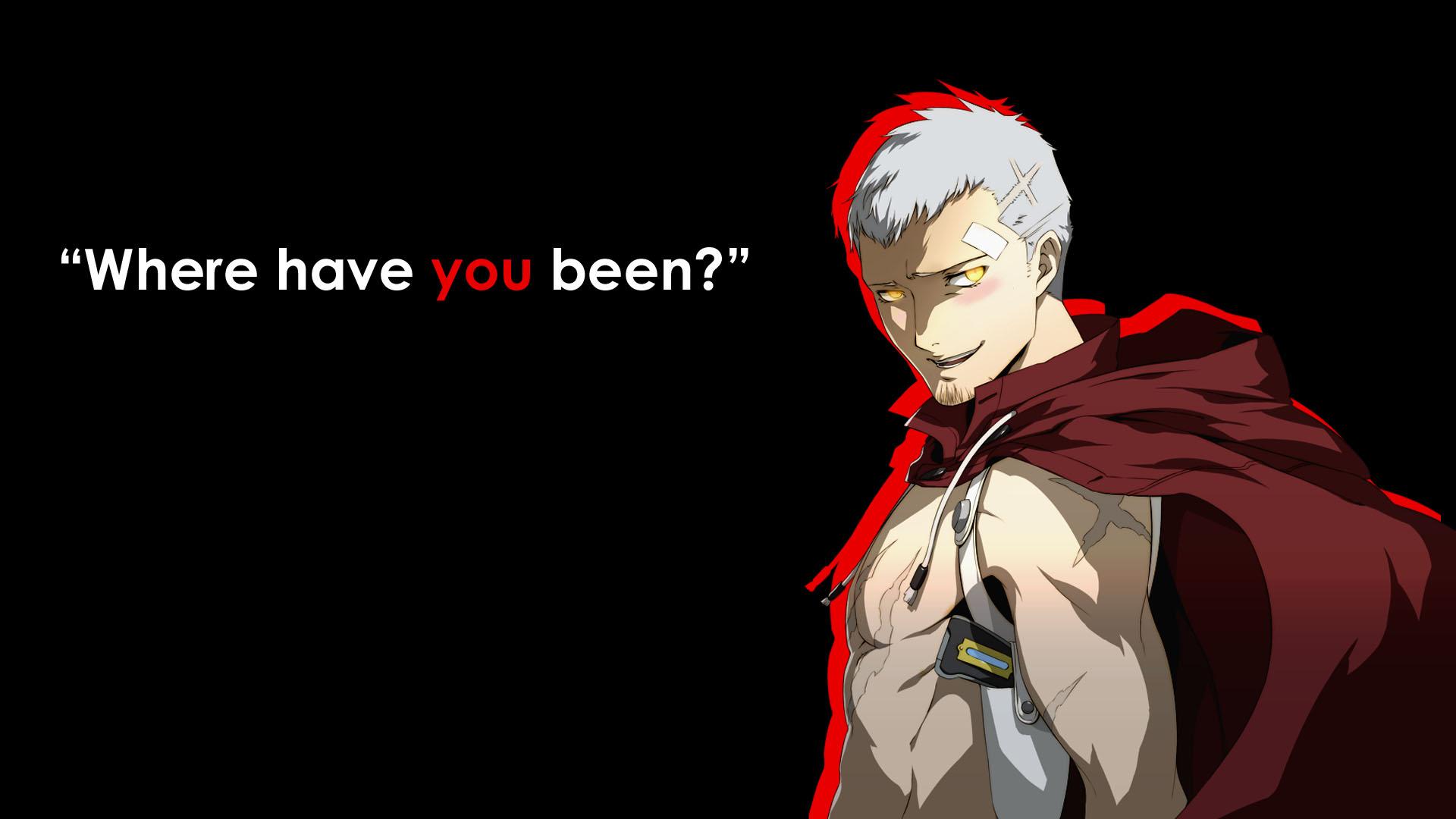 Persona 4 Wallpaper HD 1080p