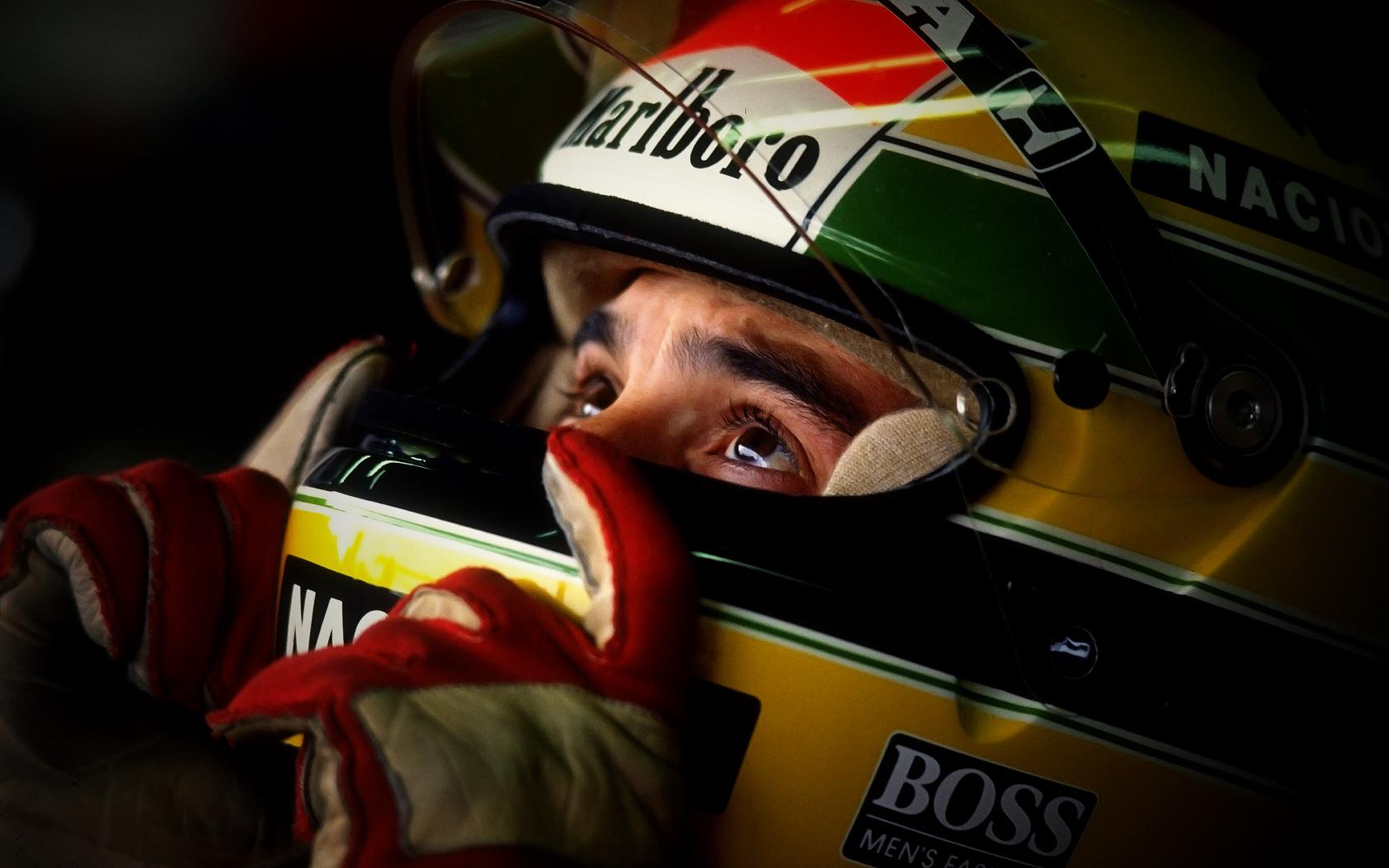 77 Senna Wallpaper On Wallpapersafari