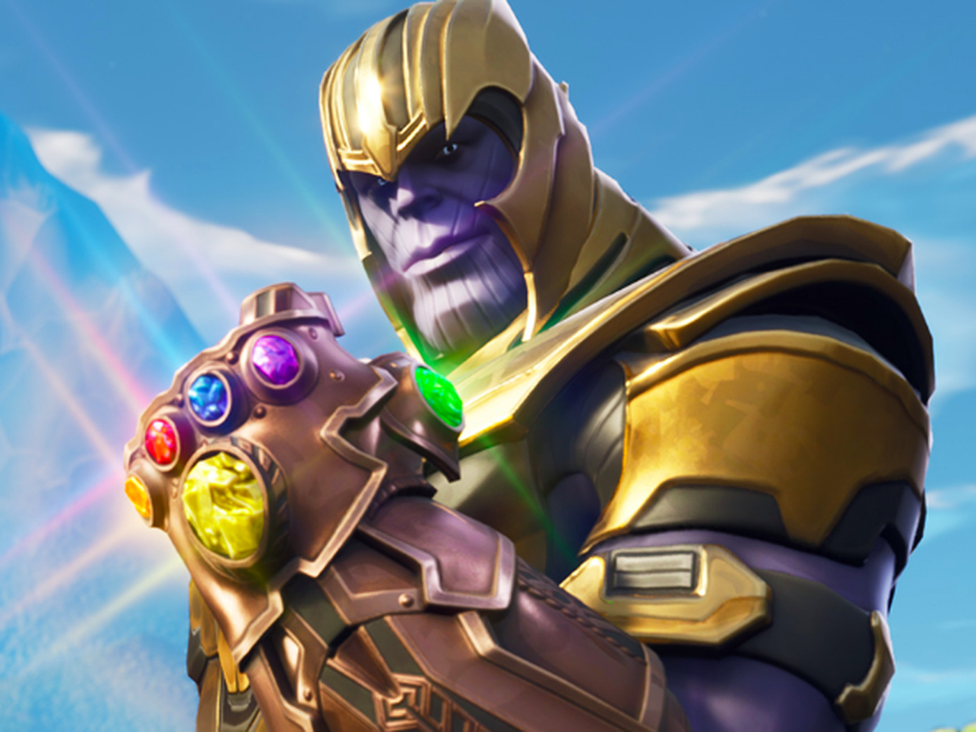 Fortnite Avengers Infinity War event patch notes Thanos details 1400x1050