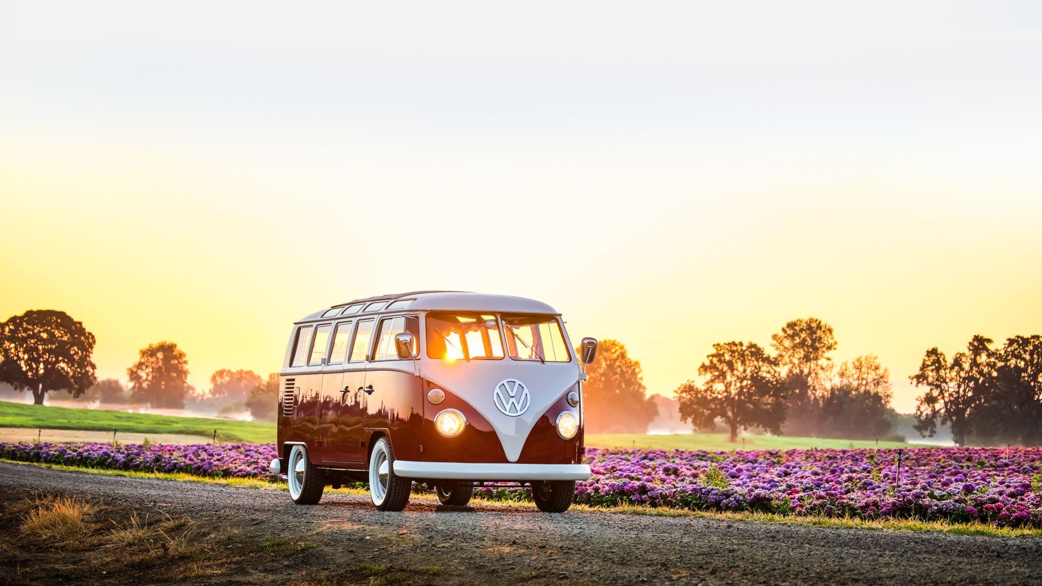 Volkswagen Van Wallpapers   Top Volkswagen Van Backgrounds 2048x1152
