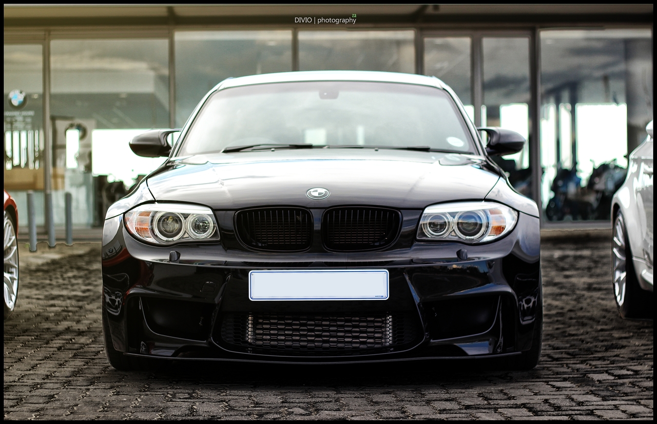 Beautiful BMW 1M Coupe Photoshoot Is Your Wallpaper Source 1280x827