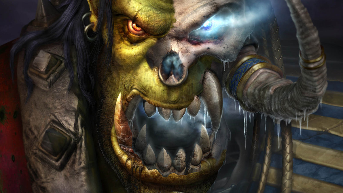 Warcraft3 Undead Undead Orc Wallpaper by slimebuck 1191x670