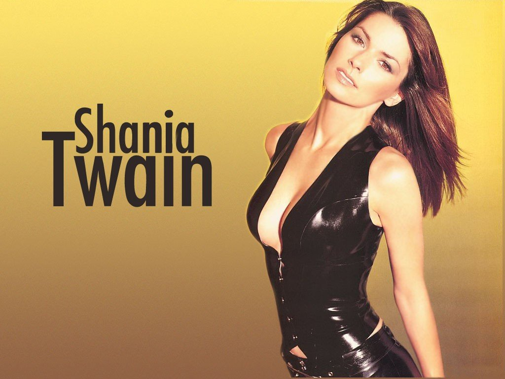 shania twain wallpapers 1024x768