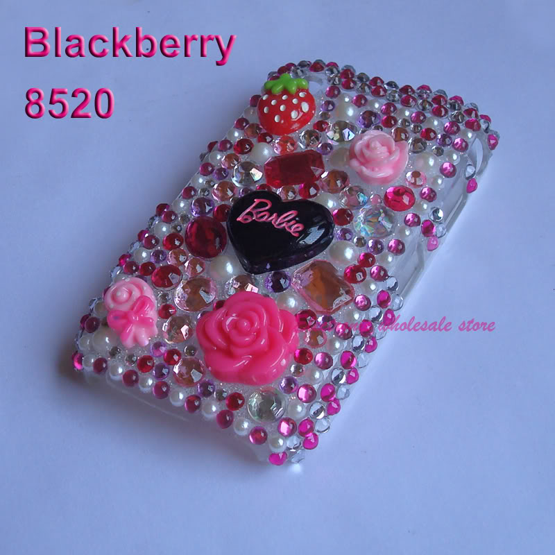 jpeg Rhinestone Bling Crystal Diamond Hard Case Cover BlackBerry 800x800