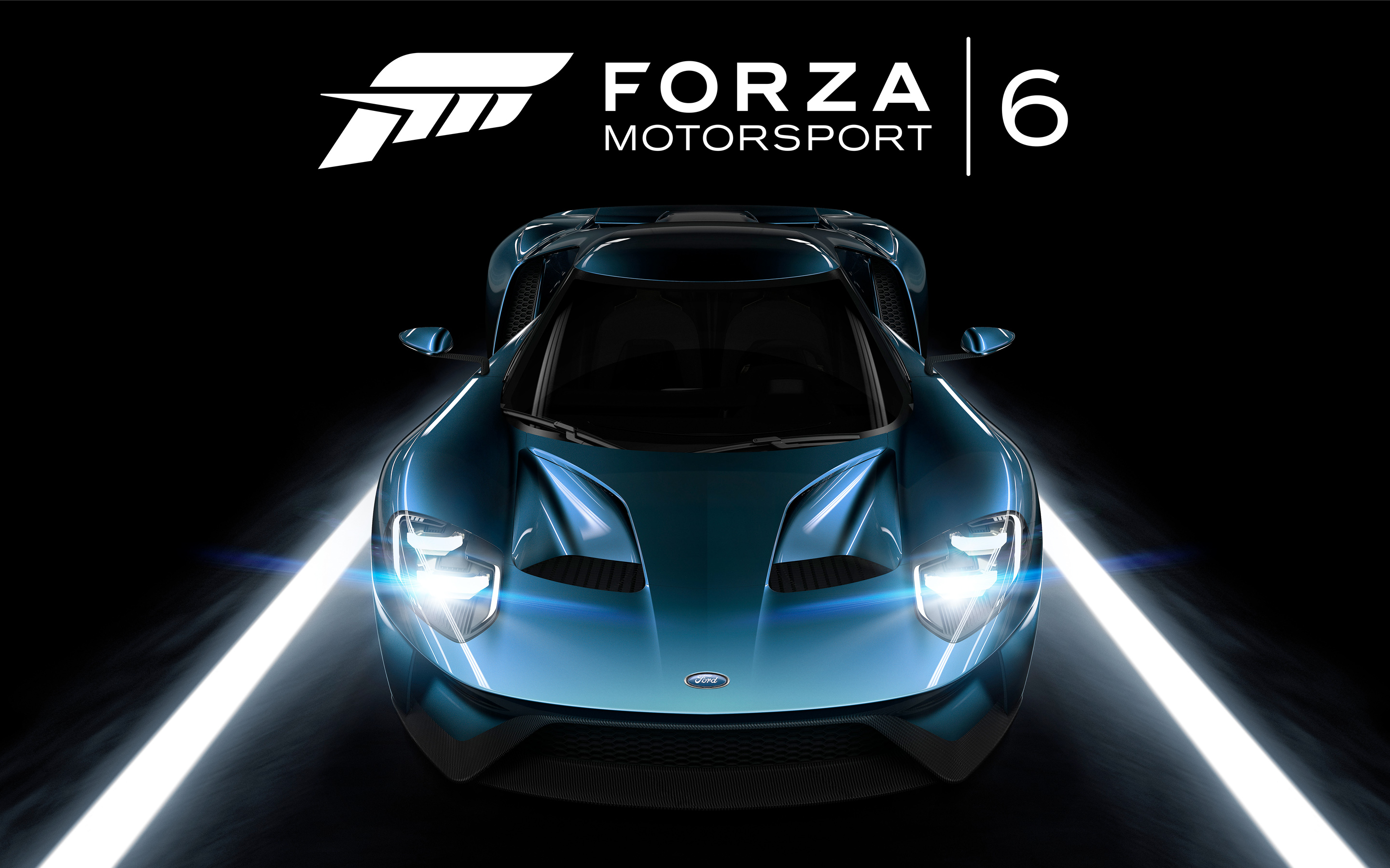 Forza Motorsport 6 Ford GT Wallpapers HD Wallpapers 2880x1800