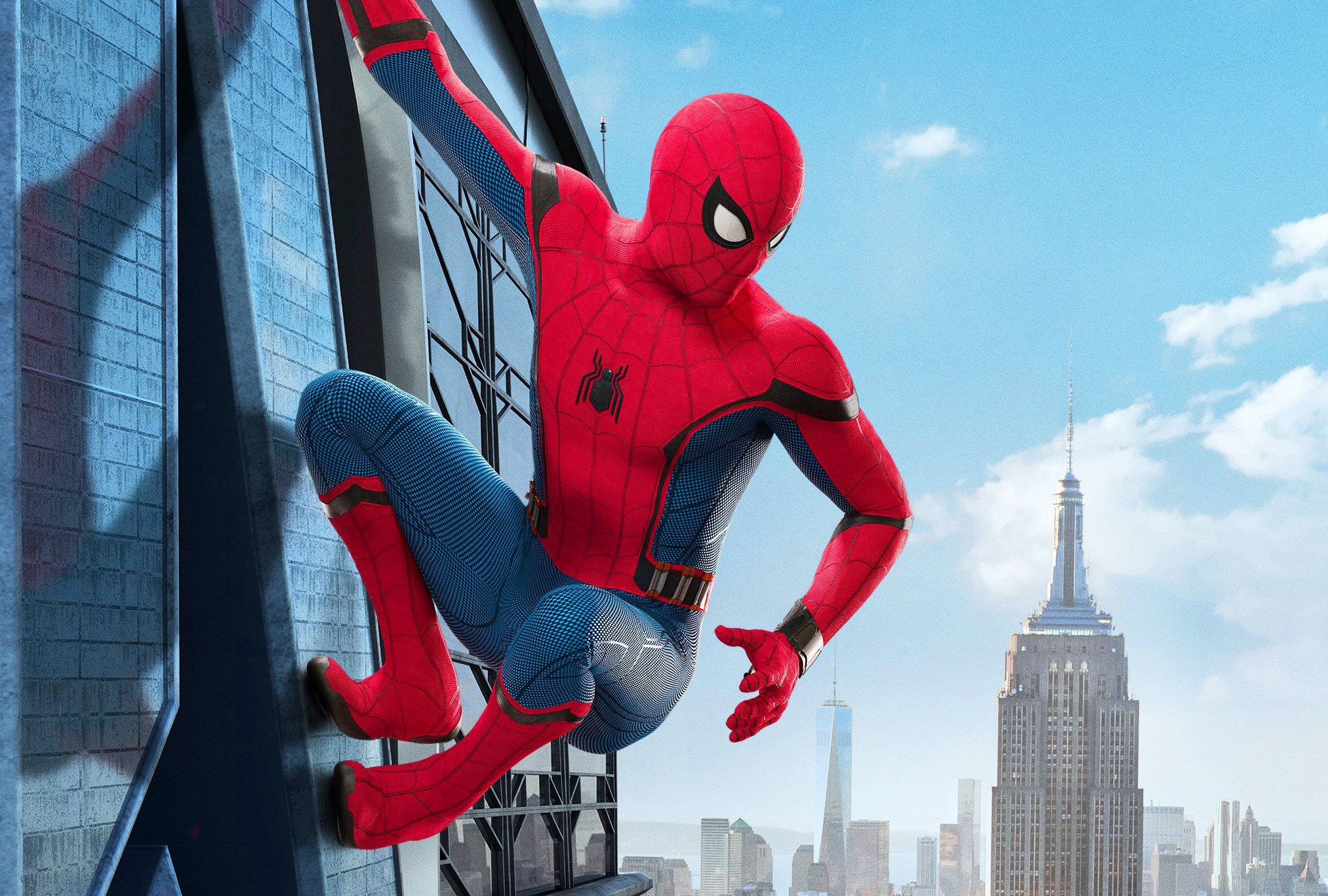 69 Spiderman Homecoming Wallpaper On Wallpapersafari