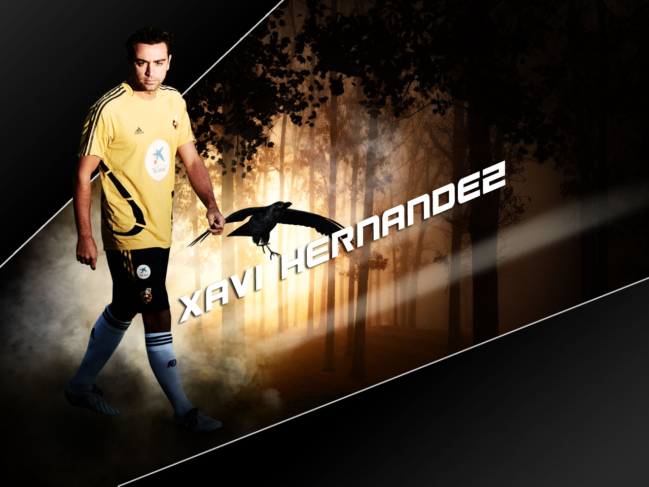 Xavi Hernandez HD Wallpapers 2012 images 1280x960