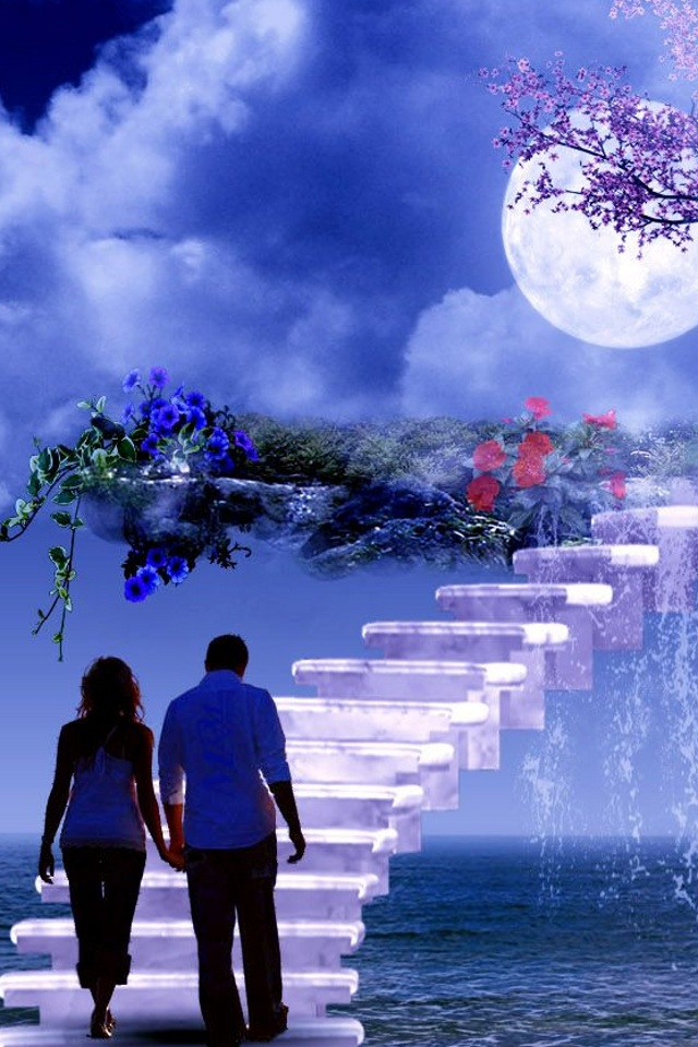 Free Download Mobile Wallpapers For Downloading Love Couple