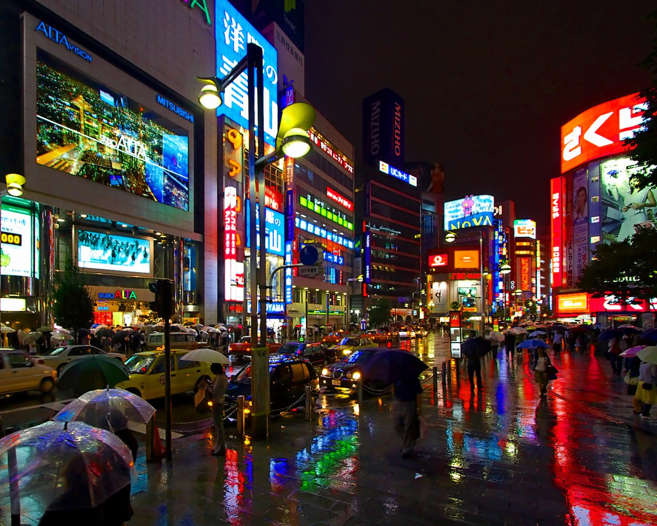 110 Tokyo HD Wallpapers Background Images 1280x1024