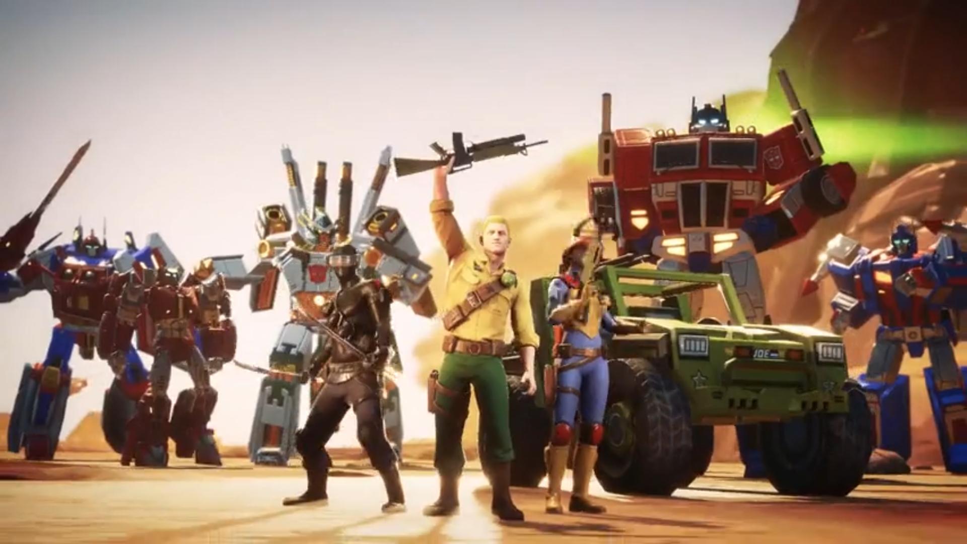 GI Joe Franchise Heading To Transformers Earth Wars Mobile Game 1920x1080