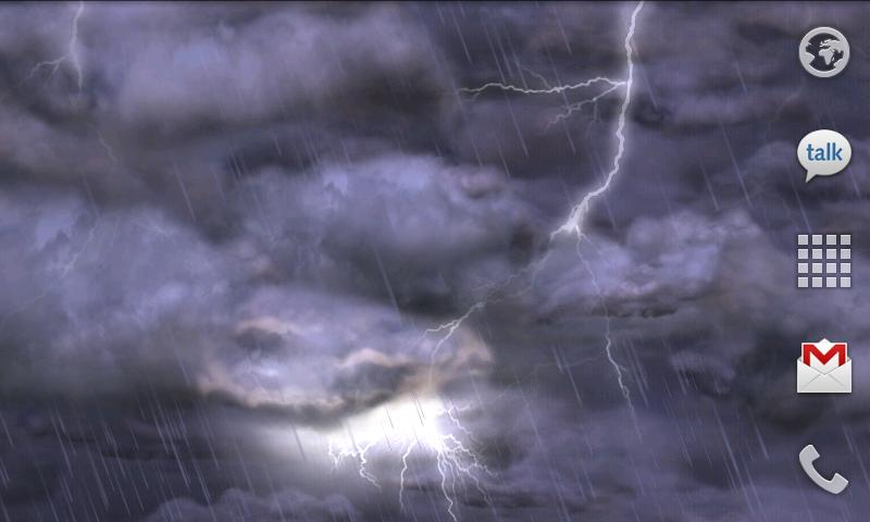 Android Quick App Thunderstorm Live Wallpaper Android Central 800x480
