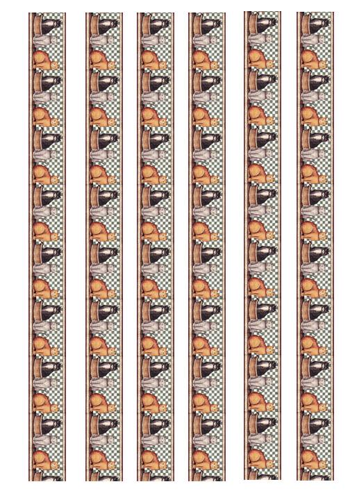JENNIFERS FREE PRINTABLE DOLLHOUSE WALLPAPER DOWNLOADS 504x720