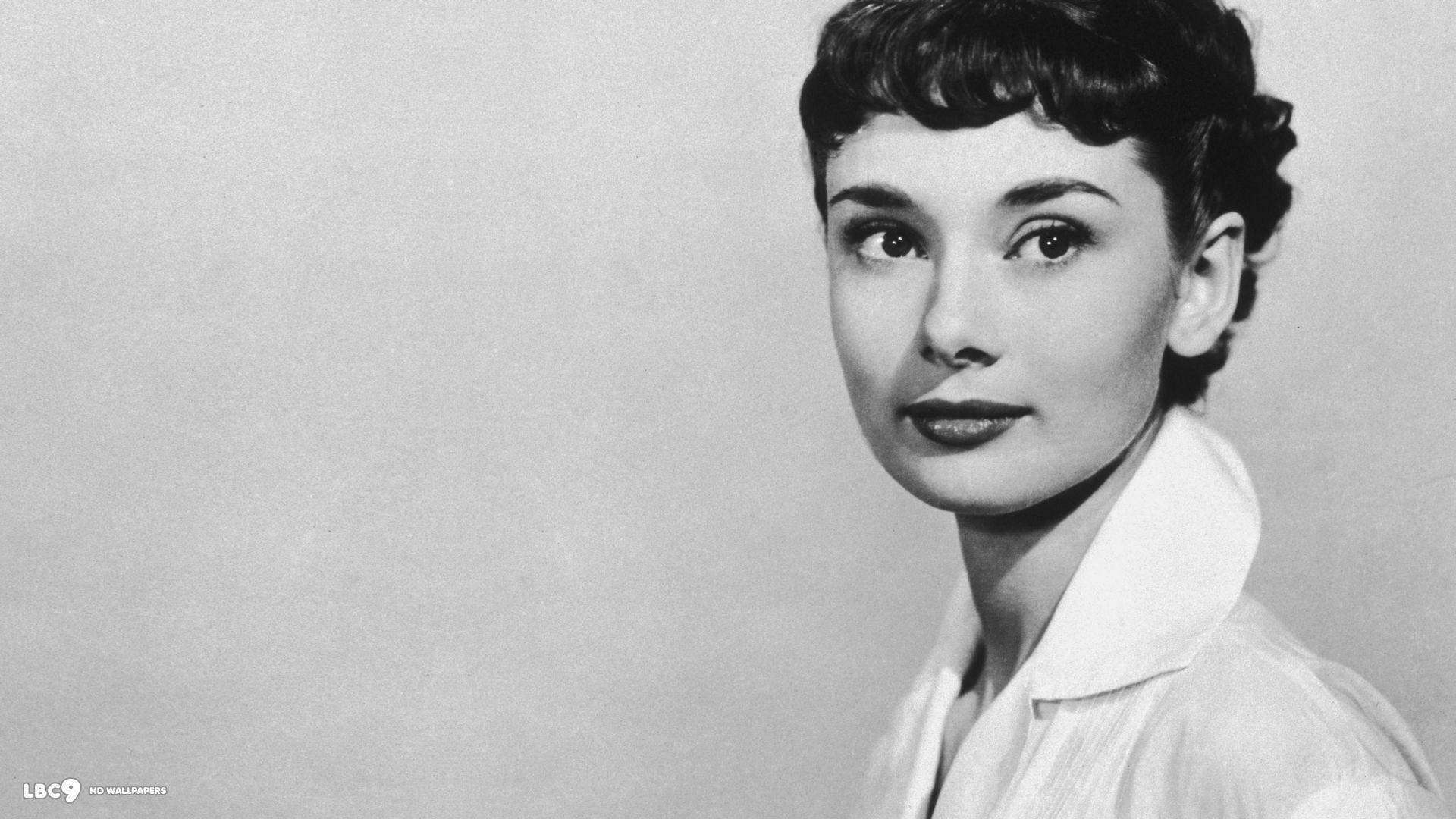 Audrey Hepburn Backgrounds 1920x1080