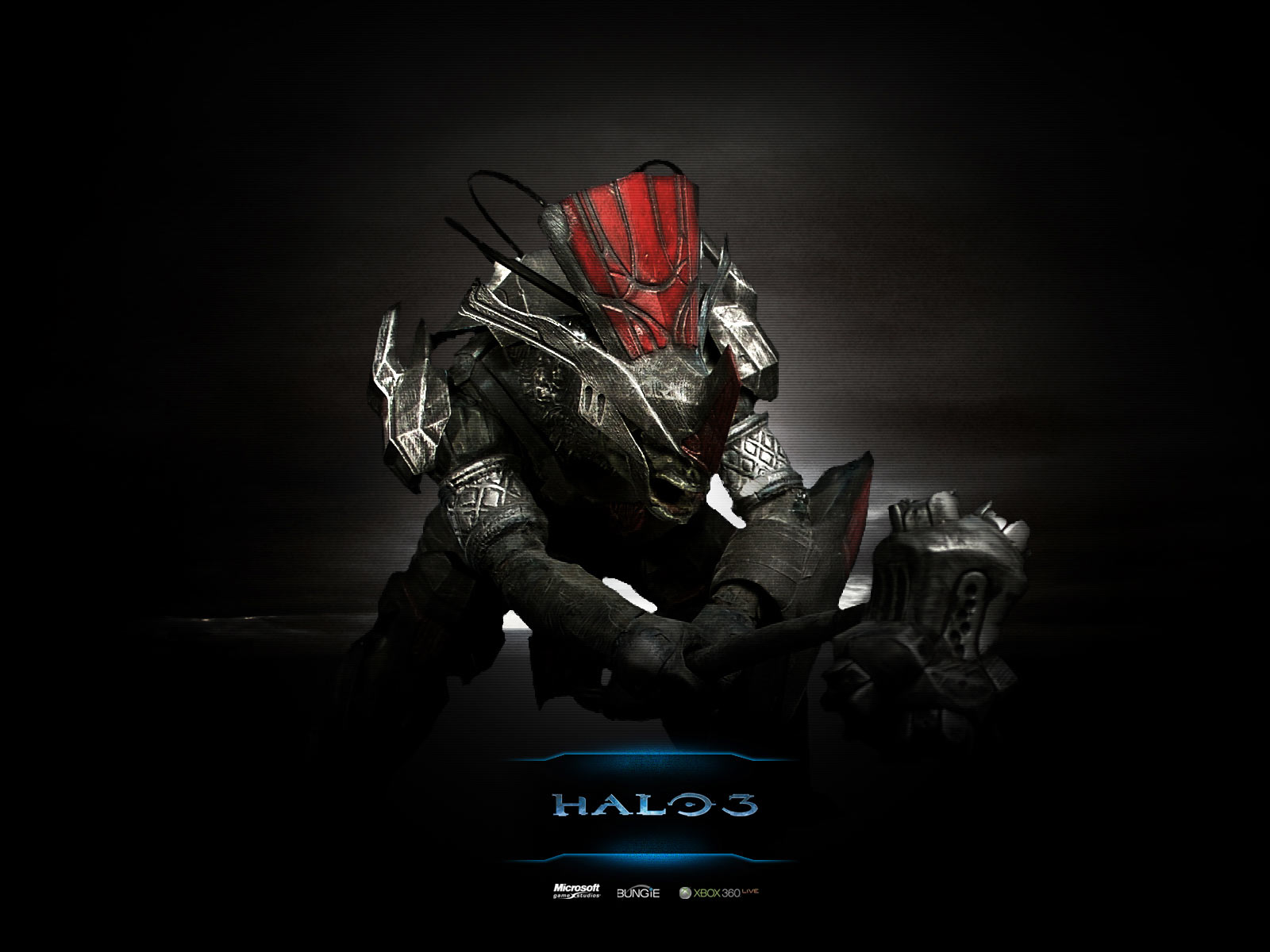 awesome halo 3 wallpapers 1600x1200