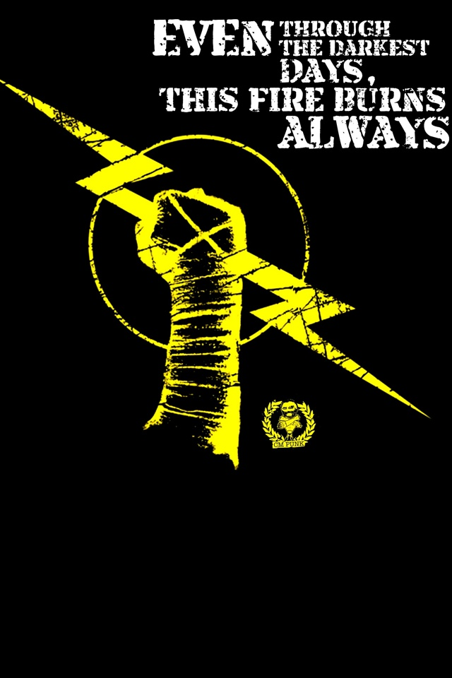 Free download Cm Punk logos wallpaper