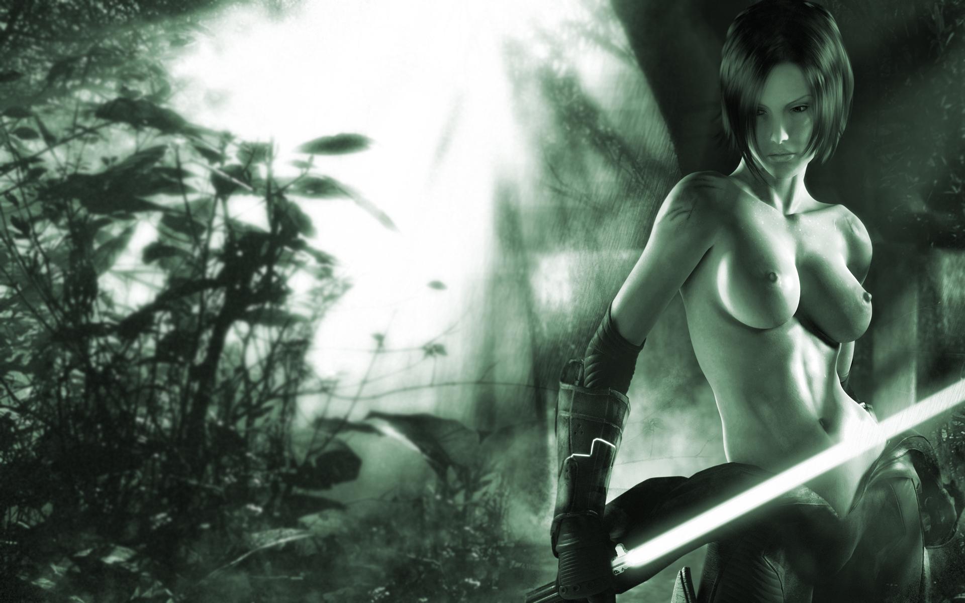 Jedi Mistress by hod 1920x1200
