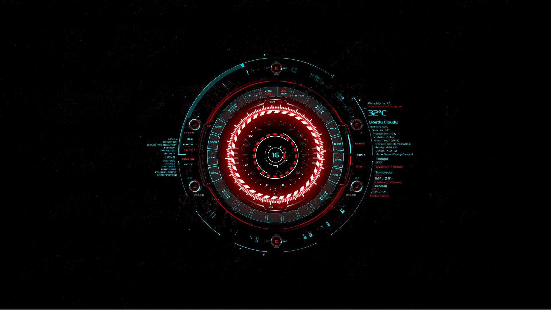 black hi tech wallpaper hd - photo #13