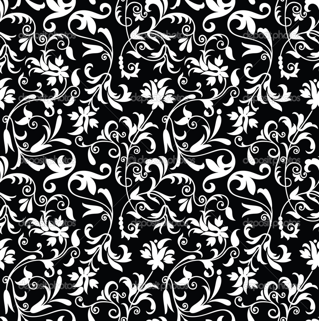 fancy black and white wallpaper -#main