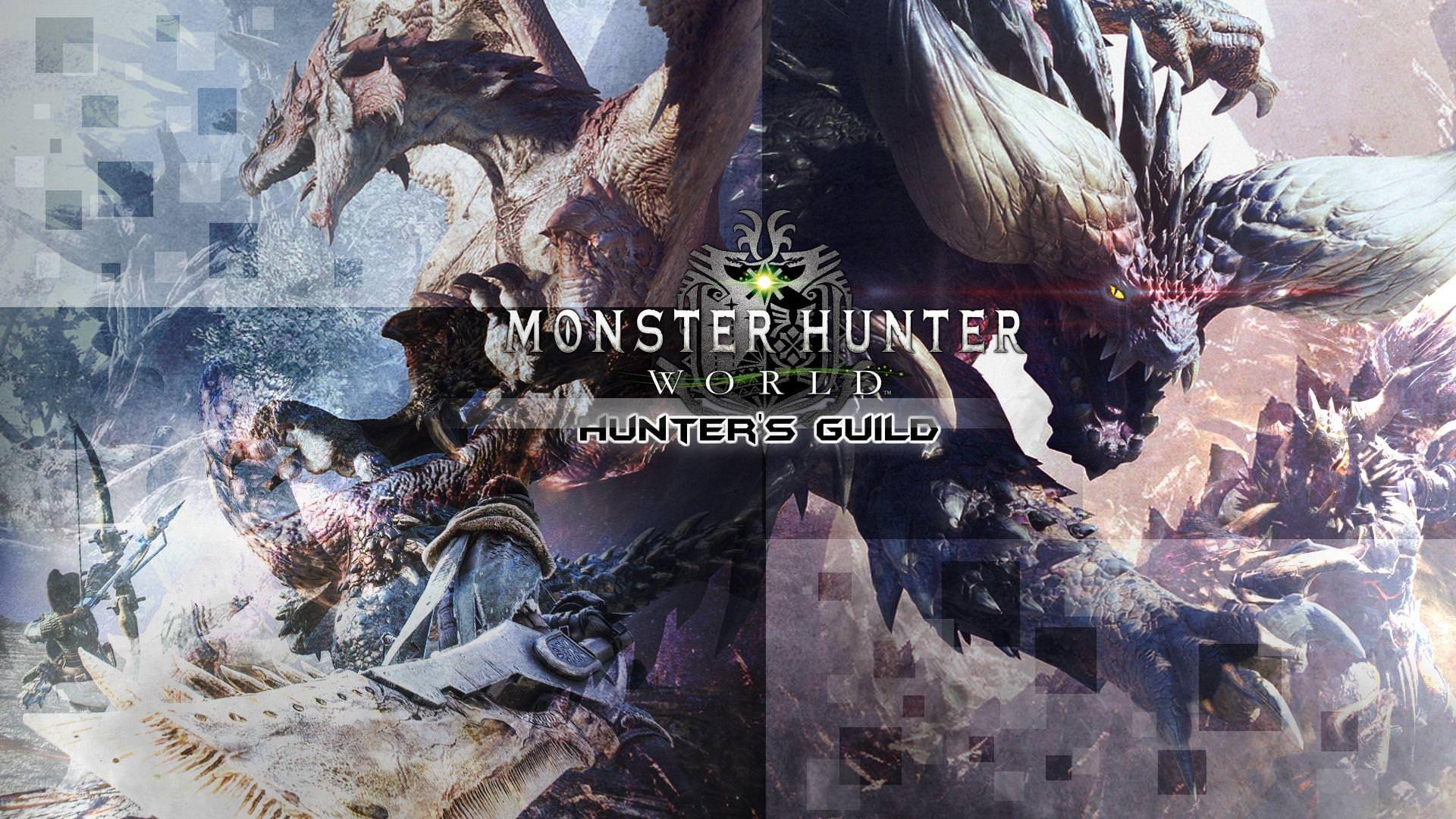 Monster Hunter World HD Wallpapers 13   1920 X 1080 1920x1080