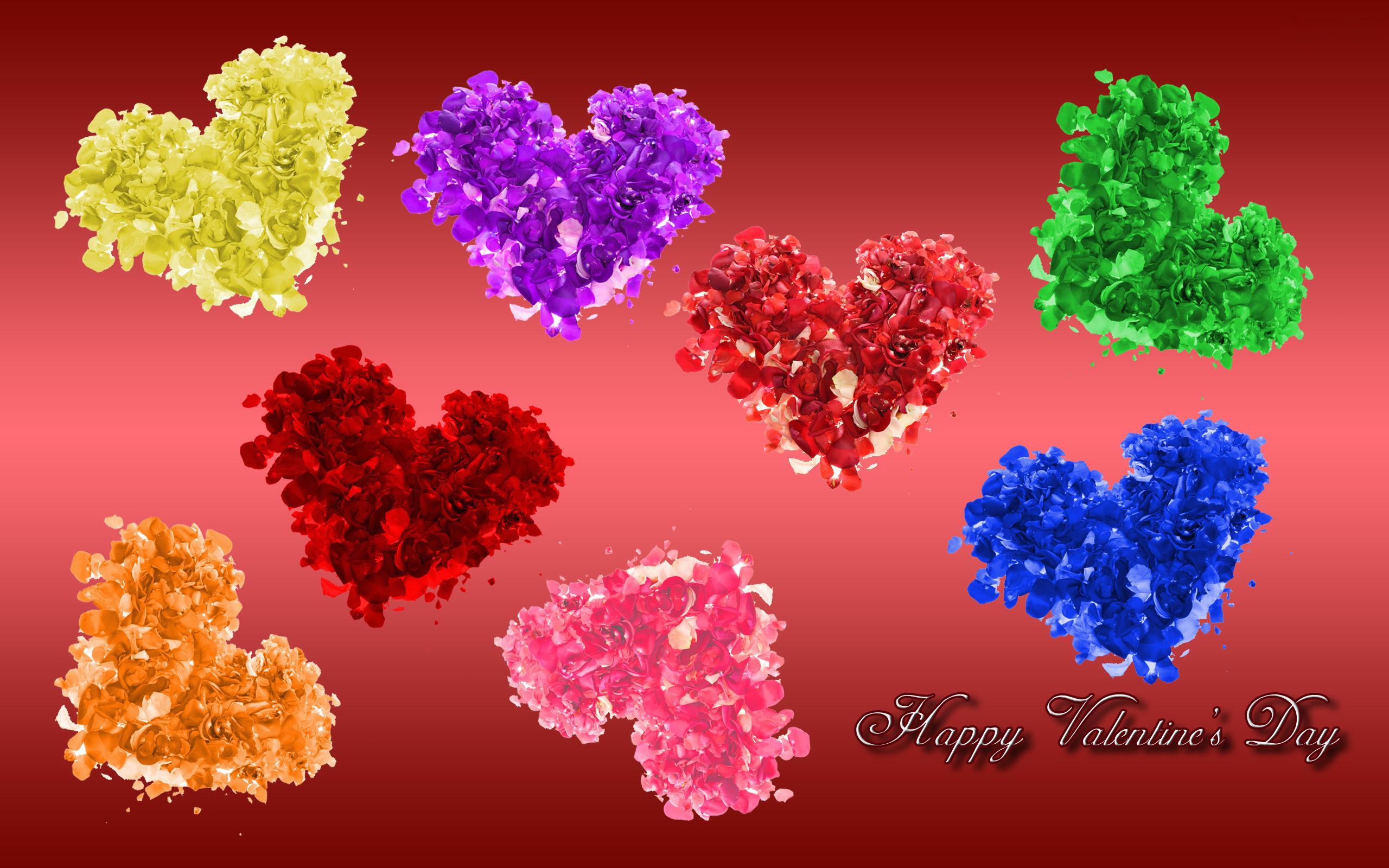 Cute Valentine Wallpaper For Computer   Picseriocom 2560x1600
