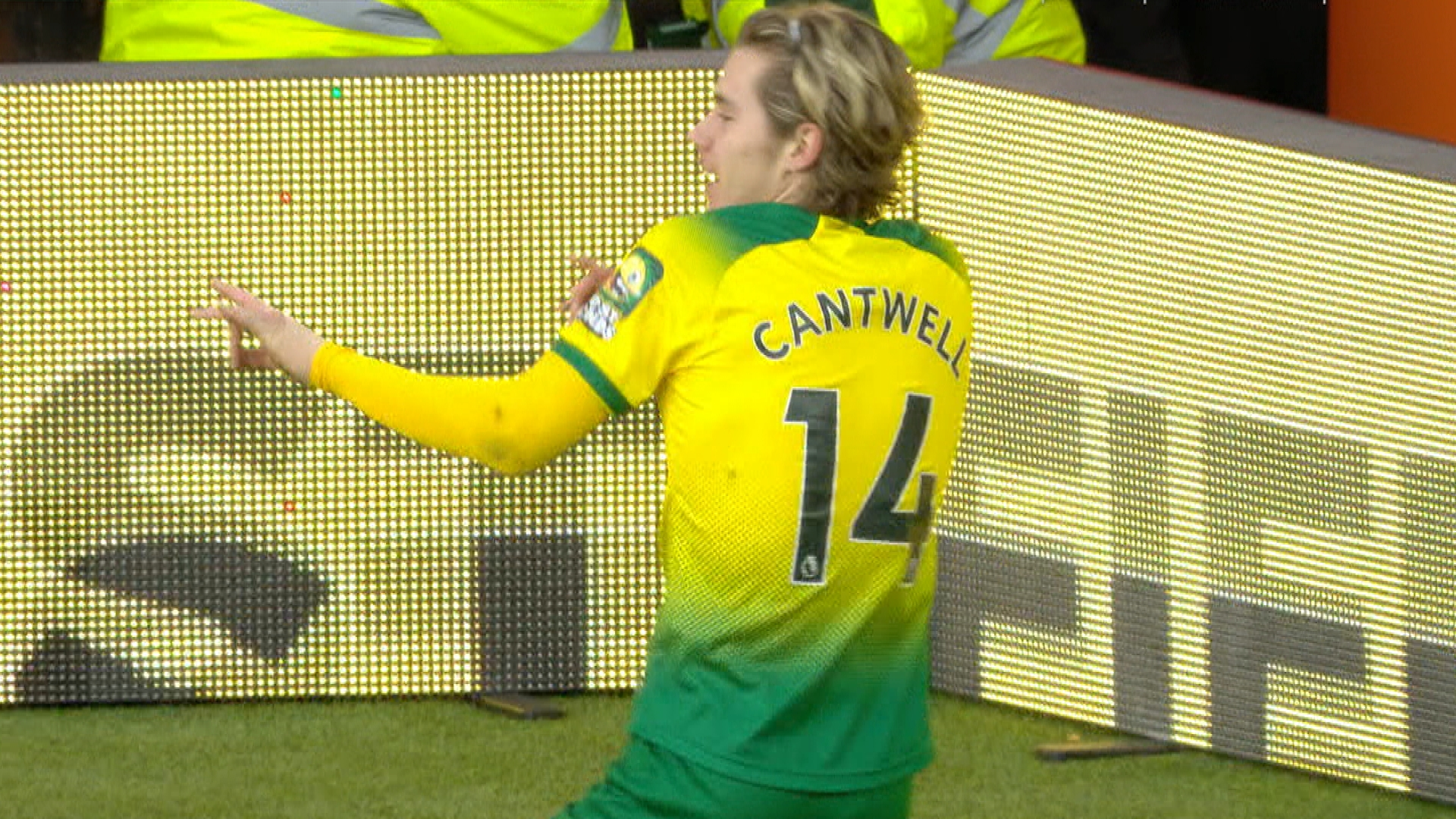 Todd Cantwell gets Norwich City back ahead v Arsenal NBC Sports 1920x1080