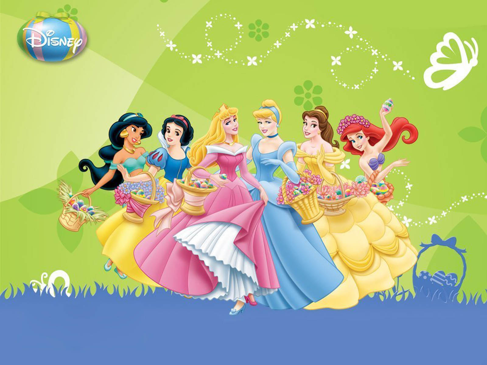 wallpapers Disney Princess Wallpapers 1600x1200