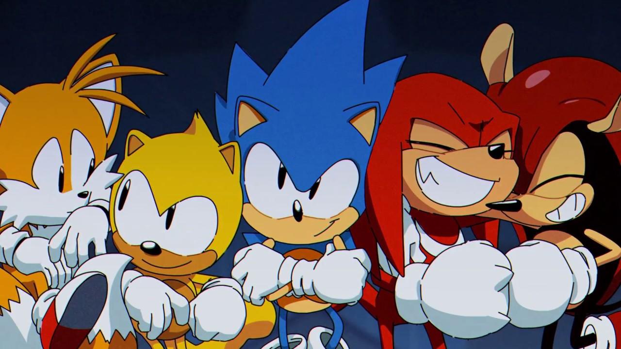 Sonic Mania Plus   Official Trailer 1280x720