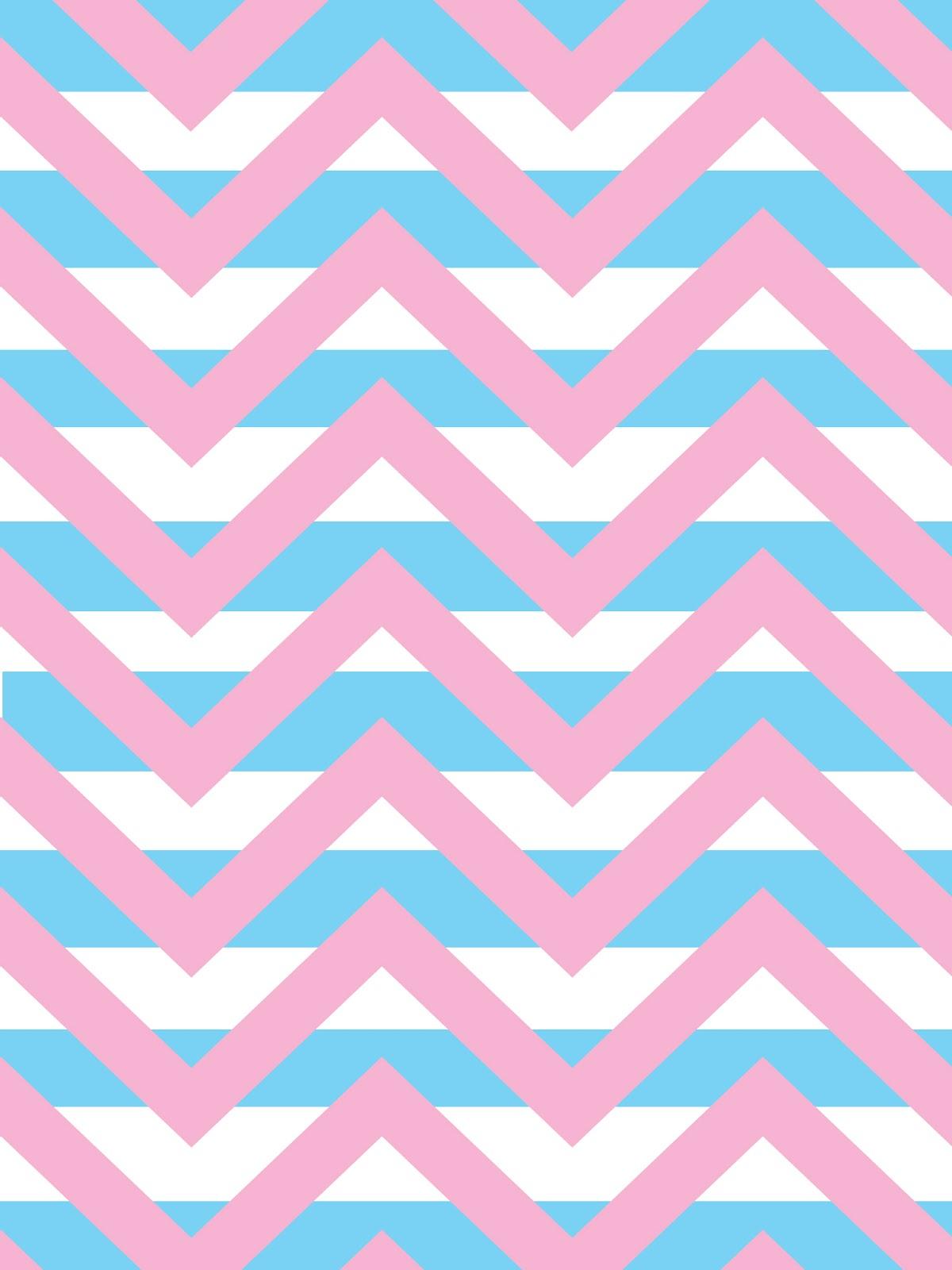 Chevron Pink Wallpaper Wallpapersafari